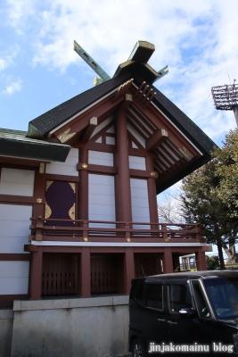 奥戸天祖神社(葛飾区奥戸12