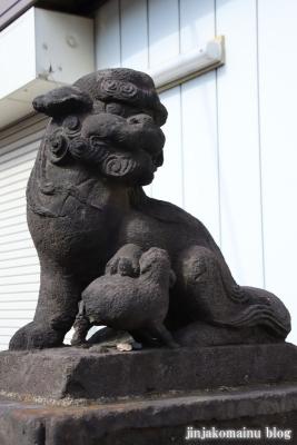 奥戸天祖神社(葛飾区奥戸17