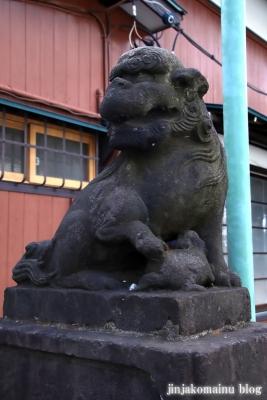 奥戸天祖神社(葛飾区奥戸21