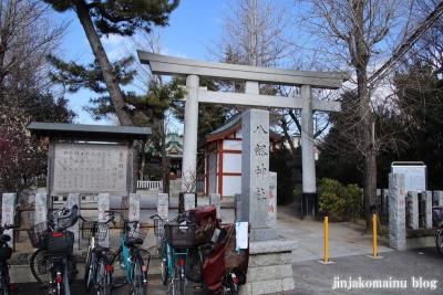 八劔神社(葛飾区奥戸)1