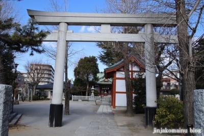 八劔神社(葛飾区奥戸)3
