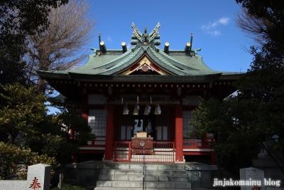 八劔神社(葛飾区奥戸)6