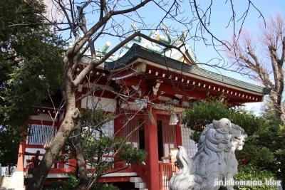 八劔神社(葛飾区奥戸)9