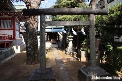 八劔神社(葛飾区奥戸)10