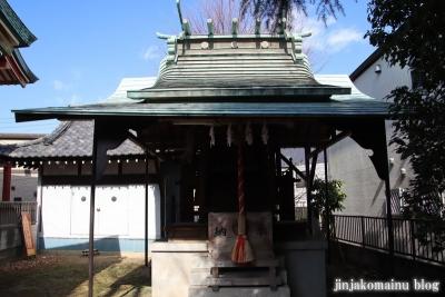 八劔神社(葛飾区奥戸)12
