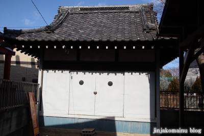 八劔神社(葛飾区奥戸)14