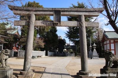 八劔神社(葛飾区奥戸)15