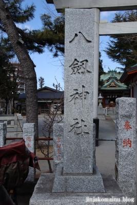 八劔神社(葛飾区奥戸)2