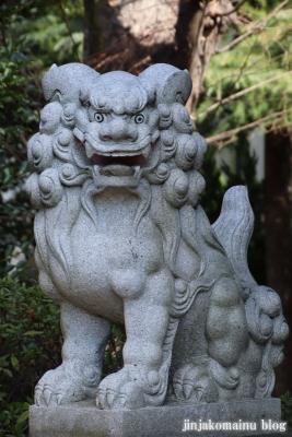 八劔神社(葛飾区奥戸)7