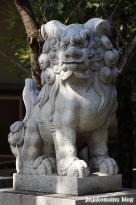 八劔神社(葛飾区奥戸)8