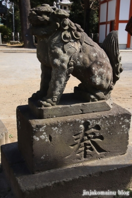 八劔神社(葛飾区奥戸)17