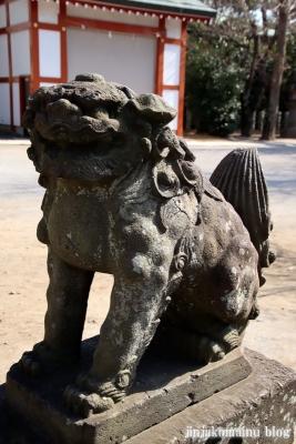 八劔神社(葛飾区奥戸)18