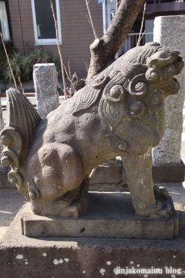八劔神社(葛飾区奥戸)19