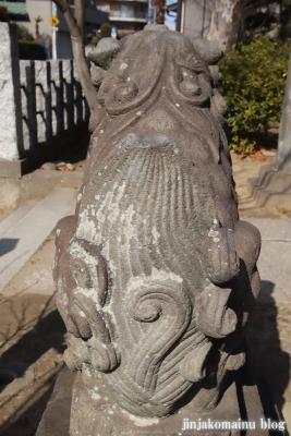 八劔神社(葛飾区奥戸)20