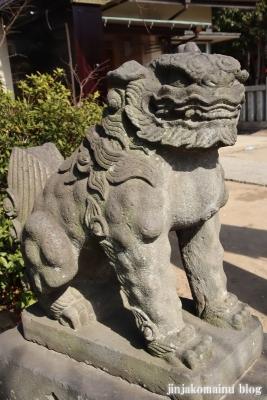 八劔神社(葛飾区奥戸)22