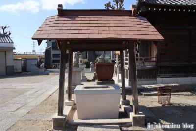 上一色天祖神社(江戸川区西小岩)5