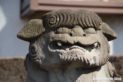 上一色天祖神社(江戸川区西小岩)25