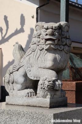 上一色天祖神社(江戸川区西小岩)8
