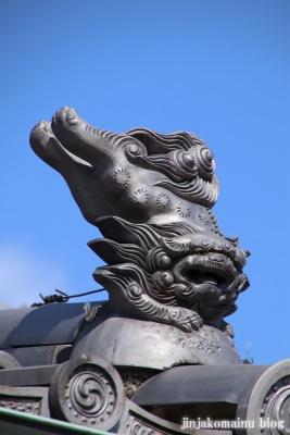 上一色天祖神社(江戸川区西小岩)12