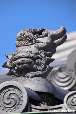 上一色天祖神社(江戸川区西小岩)13