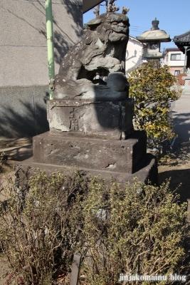 上一色天祖神社(江戸川区西小岩)21