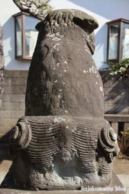 上一色天祖神社(江戸川区西小岩)24