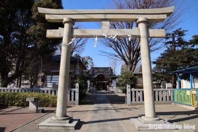 細田神社(葛飾区細田)3