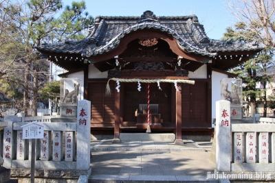 細田神社(葛飾区細田)5