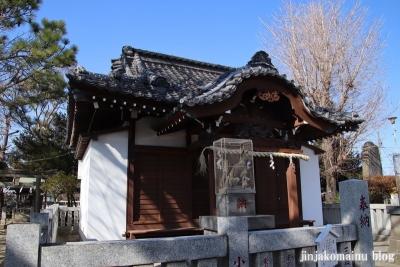 細田神社(葛飾区細田)8