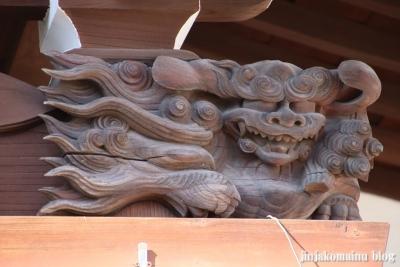 細田神社(葛飾区細田)10