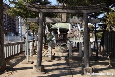 細田神社(葛飾区細田)14