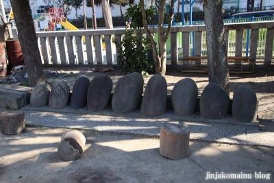 細田神社(葛飾区細田)16