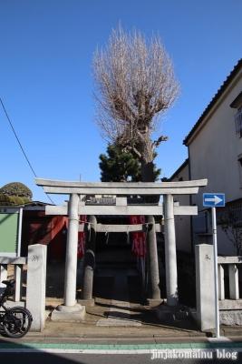 東稲荷神社(葛飾区鎌倉)1