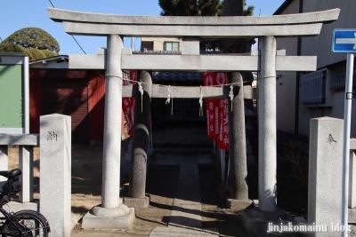 東稲荷神社(葛飾区鎌倉)2