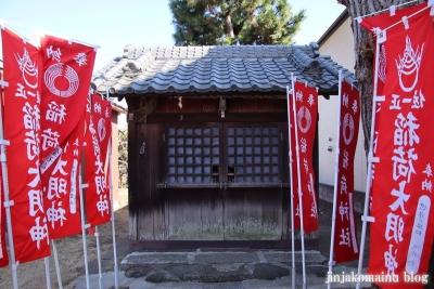 東稲荷神社(葛飾区鎌倉)3