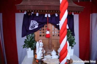 東稲荷神社(葛飾区鎌倉)4