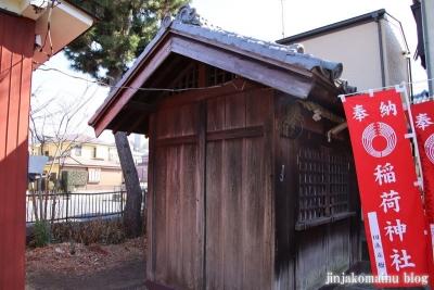 東稲荷神社(葛飾区鎌倉)5