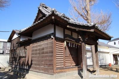 鎌倉八幡神社(葛飾区鎌倉)6