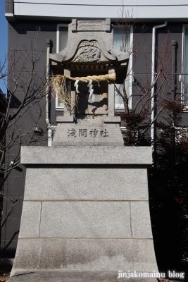 鎌倉八幡神社(葛飾区鎌倉)9