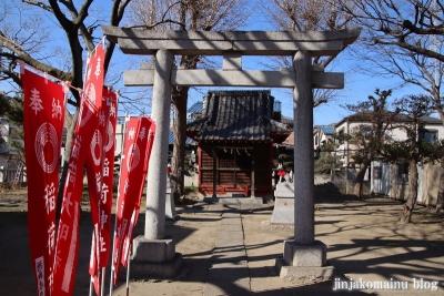 八幡稲荷神社(葛飾区鎌倉)3