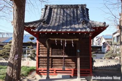 八幡稲荷神社(葛飾区鎌倉)6