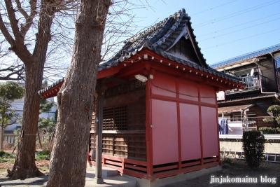 八幡稲荷神社(葛飾区鎌倉)7