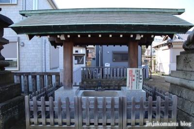 高砂天祖神社(葛飾区高砂)4
