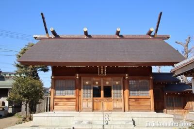 高砂天祖神社(葛飾区高砂)5