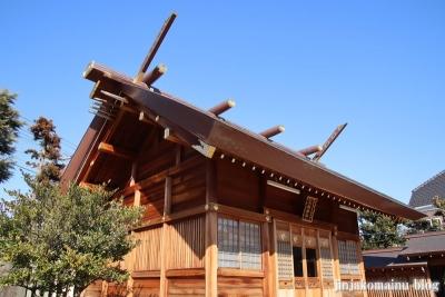 高砂天祖神社(葛飾区高砂)7