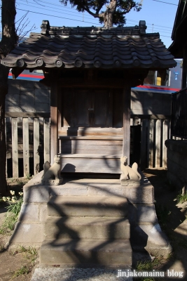 高砂天祖神社(葛飾区高砂)10