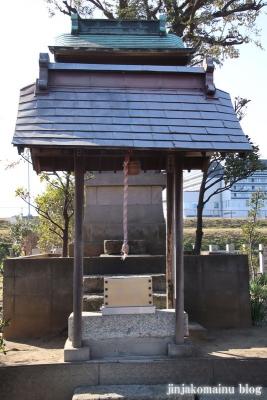 青龍神社(葛飾区高砂)7