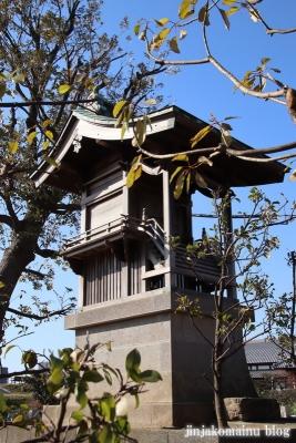 青龍神社(葛飾区高砂)8