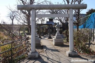 青龍神社(葛飾区高砂)4