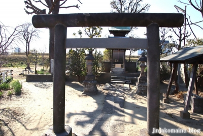 青龍神社(葛飾区高砂)5